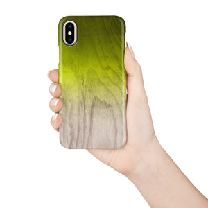 Lime Green Snap iPhone Case,CSERA