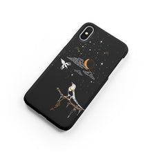 Load image into Gallery viewer, Magpie Jewelry Tree Snap iPhone Case,CSERA