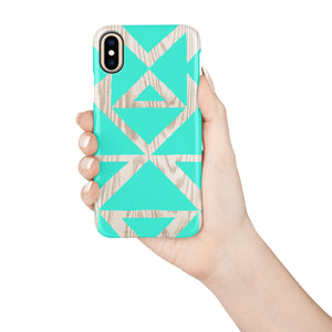 Jade Snap iPhone Case,CSERA