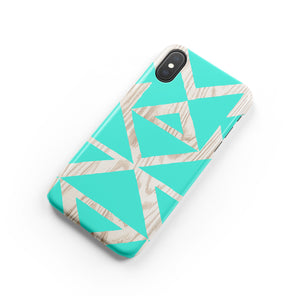 Jade Snap iPhone Case - bycsera
