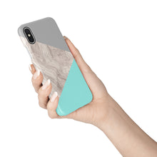 Load image into Gallery viewer, Turquoise Snap iPhone Case,CSERA