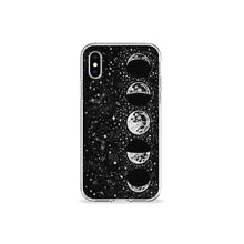 Load image into Gallery viewer, Lune Light Clear iPhone Case,CSERA