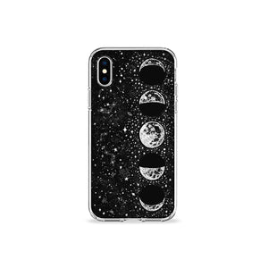 Lune Light Clear iPhone Case,CSERA