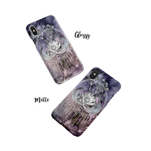 Moonflower Snap iPhone Case,CSERA