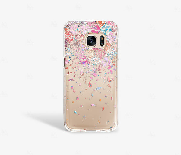 Moroccan Confetti iPhone 8 Case-Bycsera