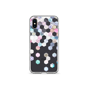 Marble Tiles iPhone Case - bycsera