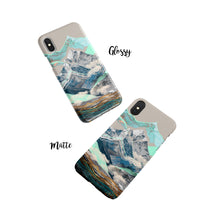 Load image into Gallery viewer, Mountain Trail Snap iPhone Case,CSERA