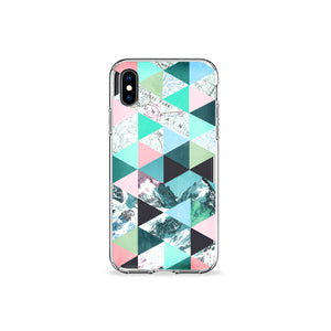 Mountains Are Calling Clear iPhone Case