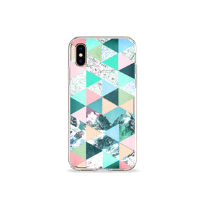Mountains Are Calling Clear iPhone Case,CSERA