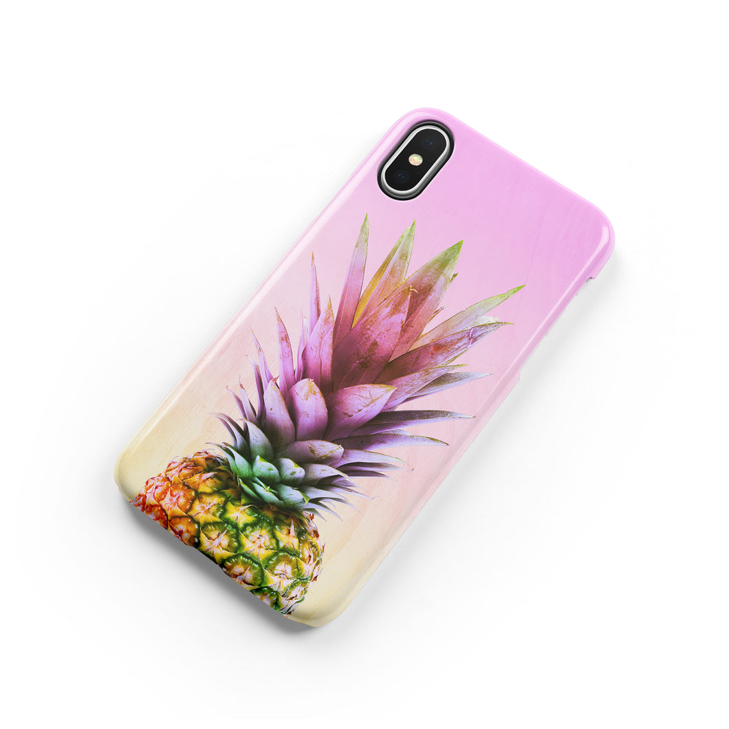 Pineapple Power Snap iPhone Case - bycsera