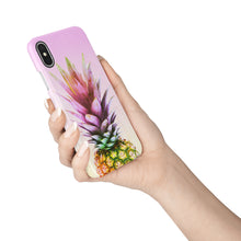 Load image into Gallery viewer, Pineapple Power Snap iPhone Case - bycsera