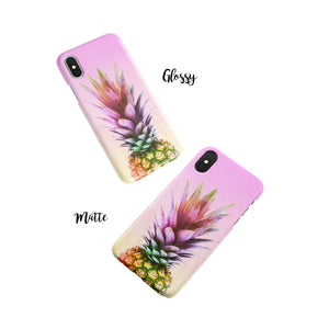 Pineapple Power Snap iPhone Case