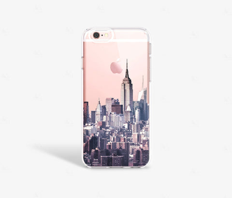 New York City iPhone 8 Case-Bycsera