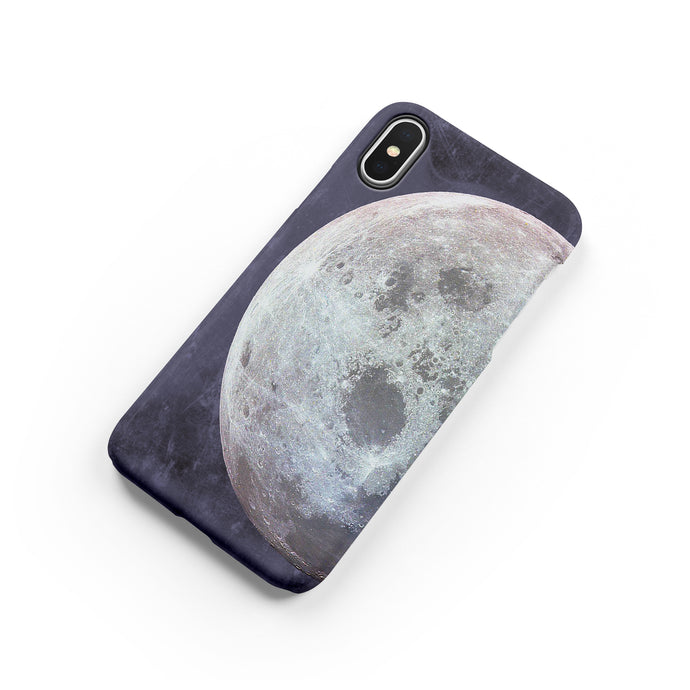 New Moon Snap iPhone Case - bycsera