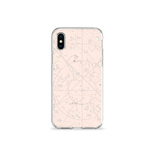 Load image into Gallery viewer, Desert Constellation Clear iPhone Case
