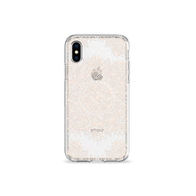 Load image into Gallery viewer, Pearl Mandala Clear iPhone Case - bycsera