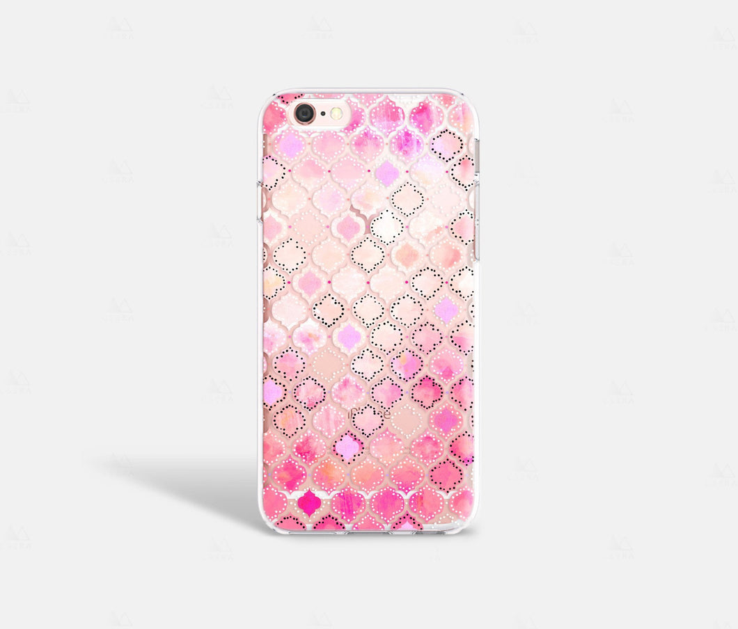 Peach iPhone Case - Bycsera