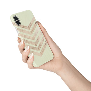 Pepper Stem Snap iPhone Case