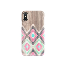 Load image into Gallery viewer, Pastel Southwestern Snap iPhone Case,CSERA