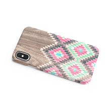 Load image into Gallery viewer, Pastel Southwestern Snap iPhone Case
