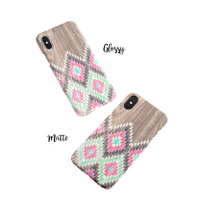 Pastel Southwestern Snap iPhone Case,CSERA