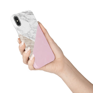 Marzipan Marble Snap iPhone Case,CSERA
