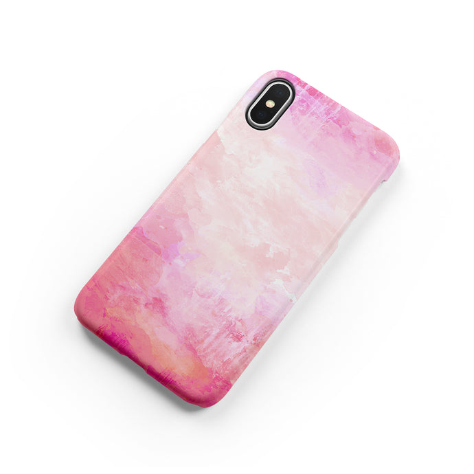 Veranda Blush Snap iPhone Case - bycsera