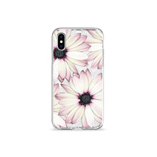 Load image into Gallery viewer, Pressed Flowers Clear iPhone Case,CSERA