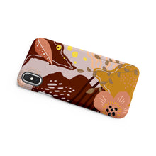 Load image into Gallery viewer, Peachy Creamy Snap iPhone Case,CSERA