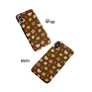 70's Fall Retro Snap iPhone Case,CSERA