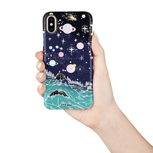 Not Alone Snap iPhone Case,CSERA