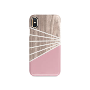 Rosé All Day Snap iPhone Case