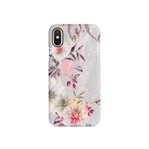 Rosehip Snap iPhone Case,CSERA