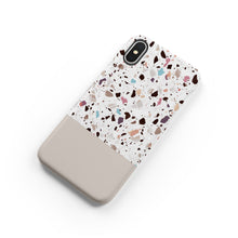 Load image into Gallery viewer, Sand Terrazzo Snap iPhone Case,CSERA