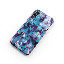 Load image into Gallery viewer, Sapphire Snap iPhone Case - bycsera