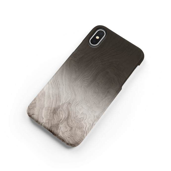 Ombre Umber Snap iPhone Case,CSERA