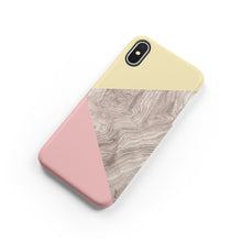Load image into Gallery viewer, Lemon Sorbet Snap iPhone Case,CSERA