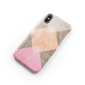 Roselle Pink Snap iPhone Case - bycsera