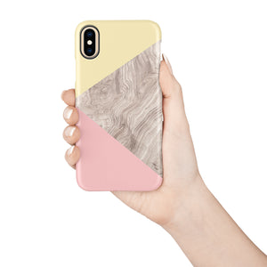 Lemon Sorbet Snap iPhone Case,CSERA