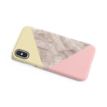 Load image into Gallery viewer, Lemon Sorbet Snap iPhone Case