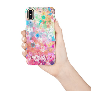 Secret Garden Snap iPhone Case,CSERA