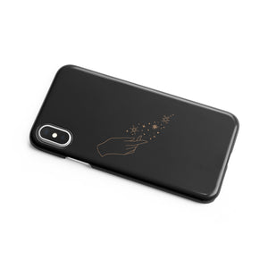 Stars In Your Hands Snap iPhone Case,CSERA