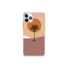 Load image into Gallery viewer, Desert Dreams Clear iPhone Case
