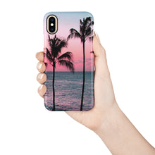 Load image into Gallery viewer, Cali Palms Snap iPhone Case - bycsera