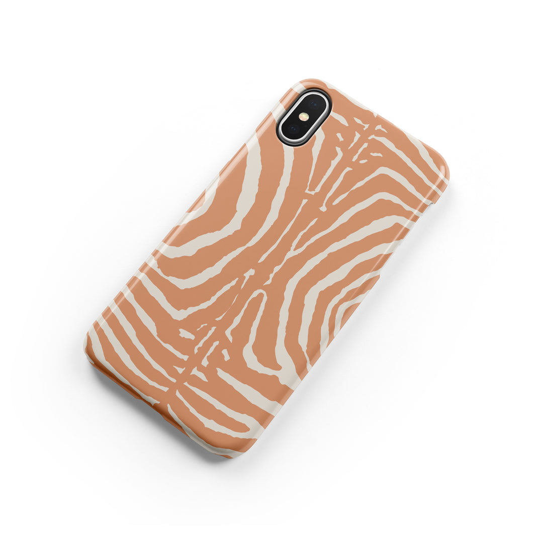 Zebra Snap iPhone Case,CSERA