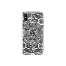 Load image into Gallery viewer, Tarot Clear iPhone Case,CSERA