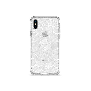 Tarot Clear iPhone Case