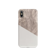 Load image into Gallery viewer, Taupe Pine Snap iPhone Case,CSERA