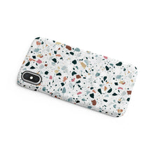 Load image into Gallery viewer, Terrazzo Snap iPhone Case - bycsera
