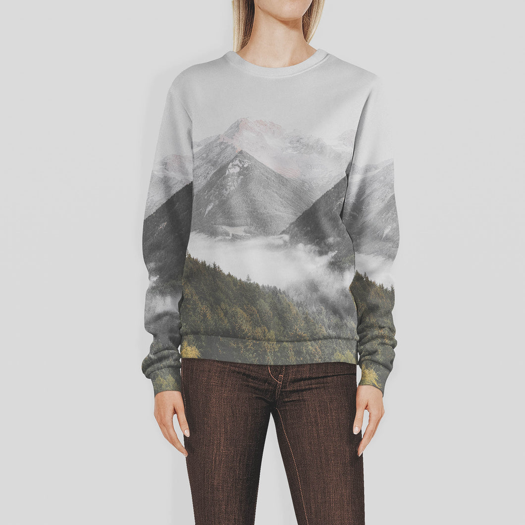 The Forest Is Calling Sweater,CSERA